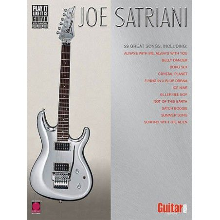 Joe Satriani: Anthology -...