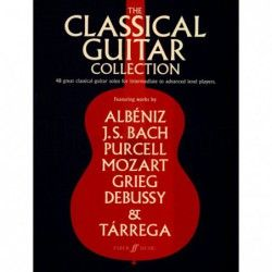 Complete Classical Guitar Collection - Manual chitara clasica MSG - 1