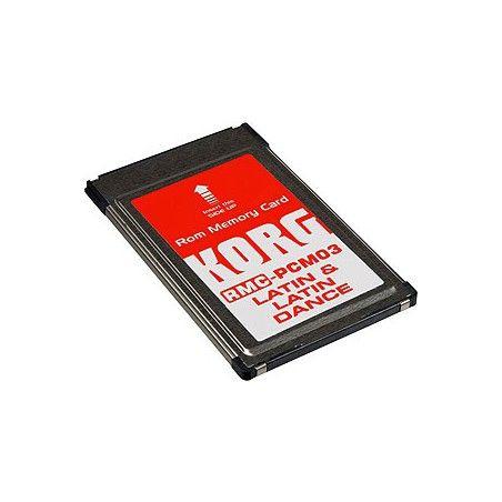 Korg RMC-PCM03 - Extensie sunete Korg - 1
