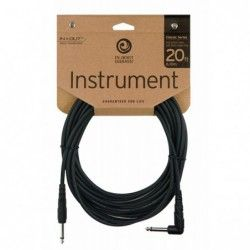 Planet Waves PW-CGTRA-20 - Cablu Insrument 6M Planet Waves - 1
