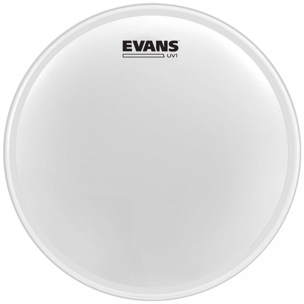 "Evans UV1 Coated 13"" - Fata toba Evans - 1"