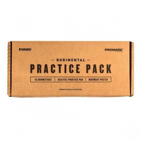 Evans Rudimental Practice Pack - Pachet exercitii toba Evans - 1