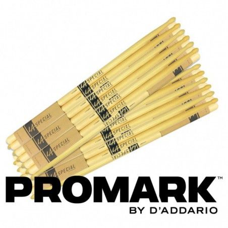 Pro-Mark LA Spec 5B Wood Tip - Bete toba Pro-Mark - 1
