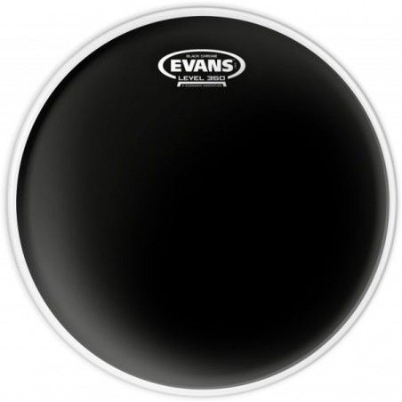 Evans Black Chrome Clear...