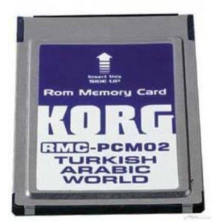 Korg RMC-02 - Extensie sunete