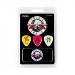 Dunlop GNR002 Pick Tin Guns 'n' Roses - Set pene chitară Dunlop - 1