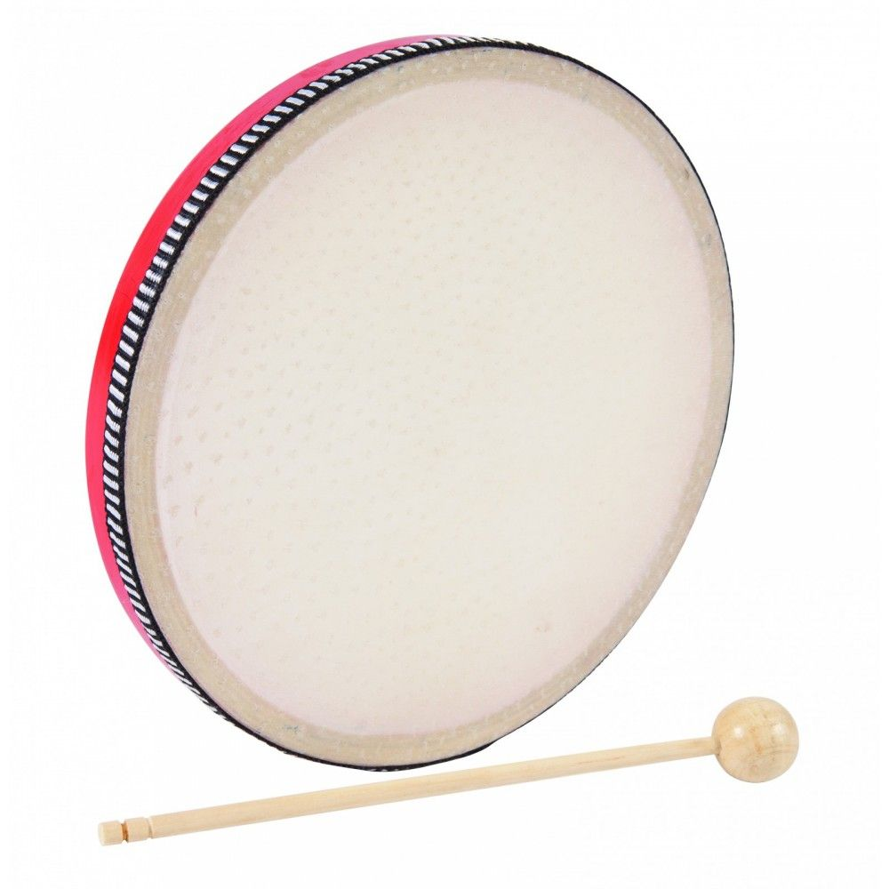 PP Drums Hand Drum Red -...