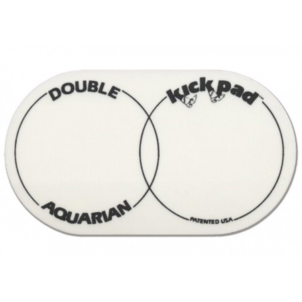 Aquarian Double Kickpad -...