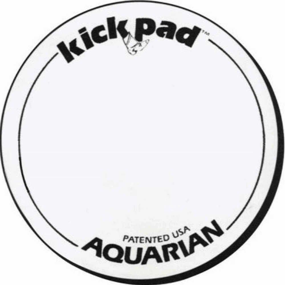 Aquarian Kickpad Single -...