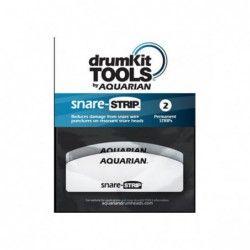 Aquarian Snarestrip - Protectie fata rezonanta toba Aquarian - 1