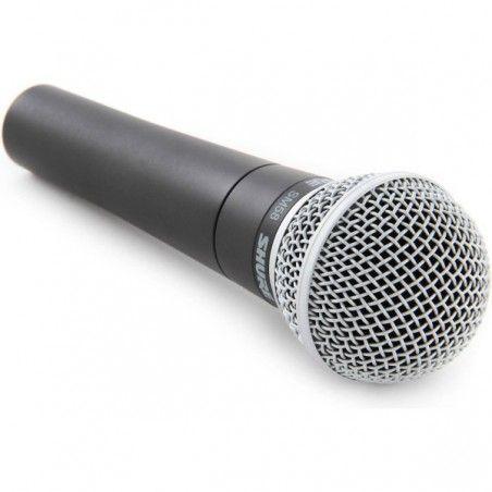 Shure SM58-LCE - Microfon...