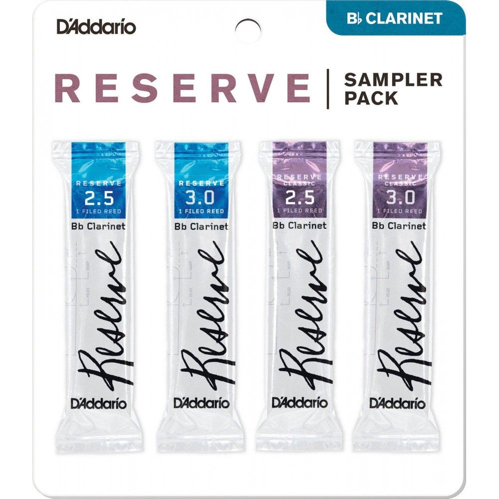 D'Addario BB CL Sampler 2.5...