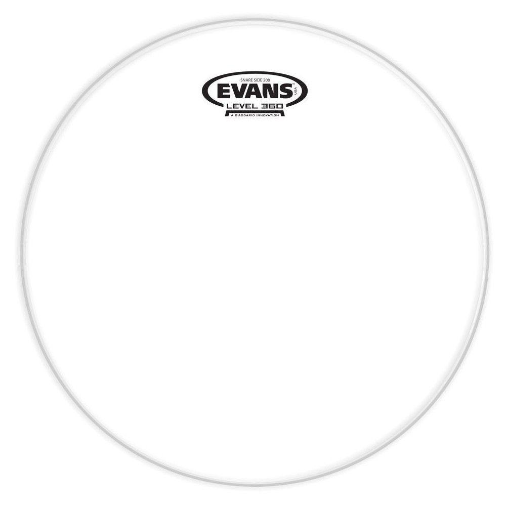 """Evans 200 Snare Side 14"""" - Fata toba Evans - 1"""