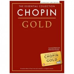 MSG Essential Collection Chopin Gold - Manual Pian MSG - 1