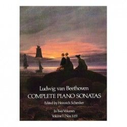 MSG Beethoven Complete Sonatas Vol. I - Manual Pian MSG - 1