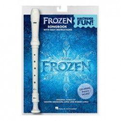MSG Frozen Recorder PK - Manual cu Blockflote MSG - 1