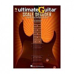 MSG Guitar Scale Decoder - Manual Chitara MSG - 1
