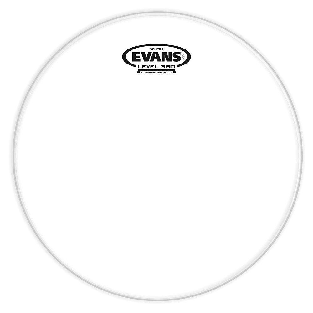 "Evans Genera Resonant 14"" - Fata toba Evans - 1"