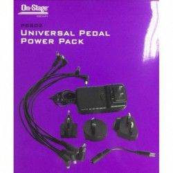 OnStage PS802 - Alimentator Pedale On-Stage Stands - 1