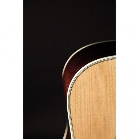 Takamine EF360S-TT - Chitara electro-acustica cu case Takamine - 1