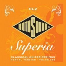 Rotosound Superia CL2 Medium Tension - Set Corzi Chitara Clasica Rotosound - 1