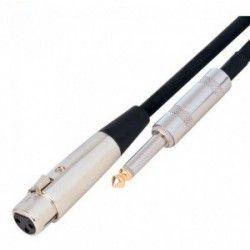 Kinsman Mic20 - Cablu XLR -...