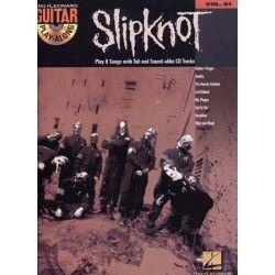 MSG GPA Slipknot Guitar Book - Manual Chitara MSG - 1
