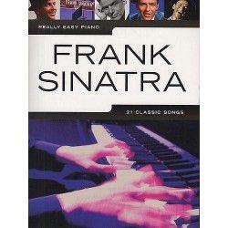 MSG Really Easy Piano Frank Sinatra - Manual Pian MSG - 1