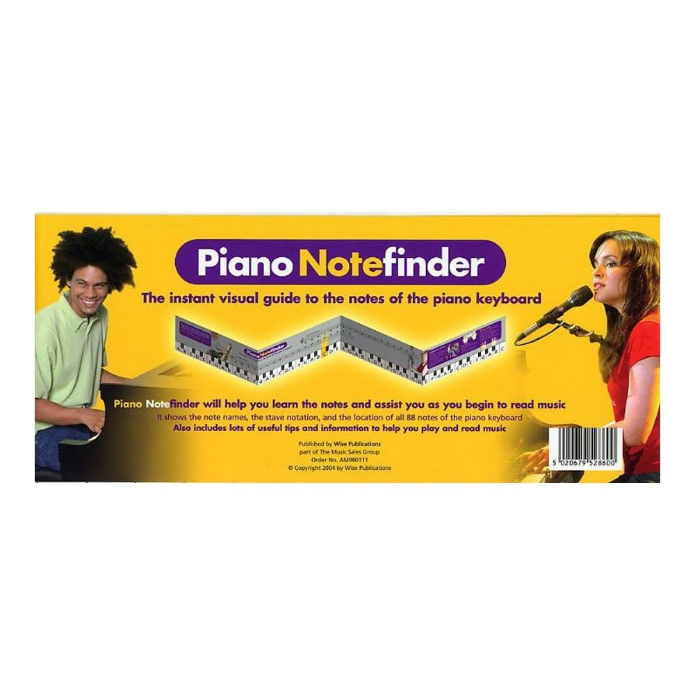 MSG Piano Notefinder Visual...