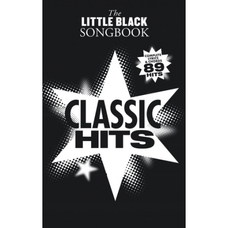 MSG Little Black Songbook...