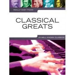 MSG Really Easy Piano Classical Greats - Manual Pian MSG - 1