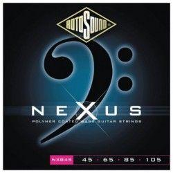 Rotosound NXB45 Nexus Coated - Set Corzi Chitara Bass 45-105 Rotosound - 1