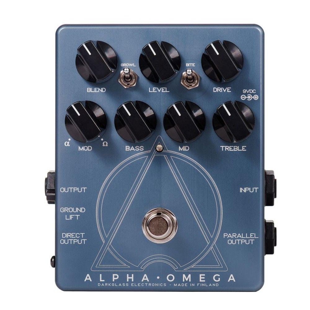 Darkglass Alpha Omega -...
