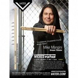 Vater Mike Mangini Wicked...