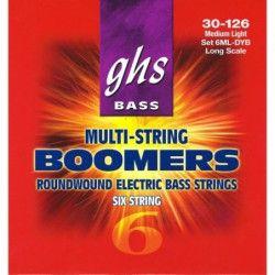 GHS 6ML-DYB - Set corzi...
