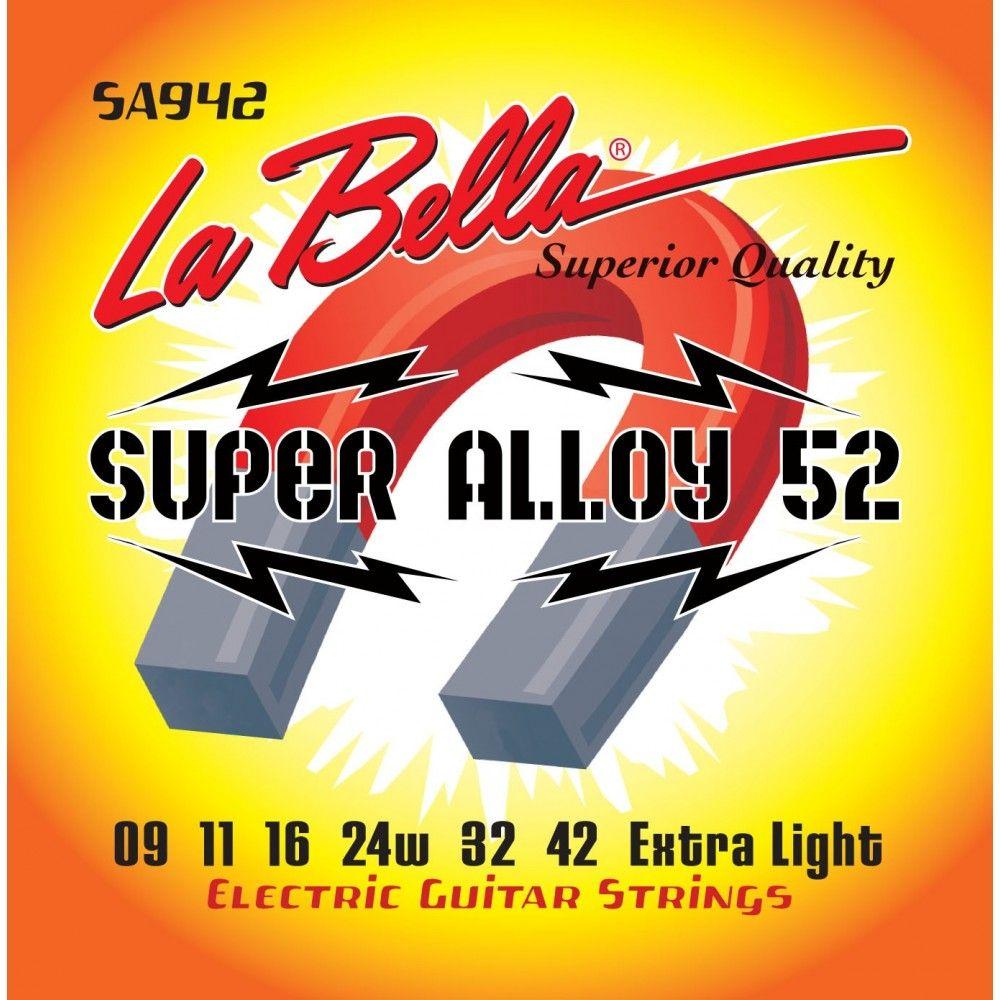 La Bella SA942 - Set Corzi...