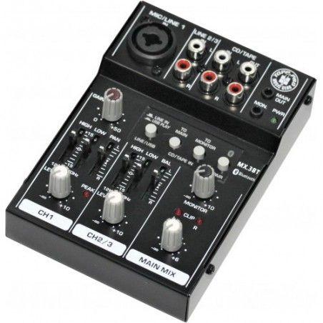 Topp Pro MX3BT - Mixer...