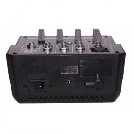 Topp Pro MX5V2 - Mixer...
