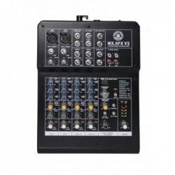 Topp Pro MX6FXV2 - Mixer...