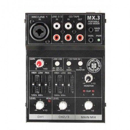 Topp Pro MX3 - Mixer...