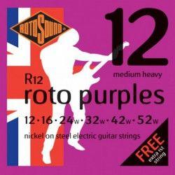 Rotosound Roto Purples R12...