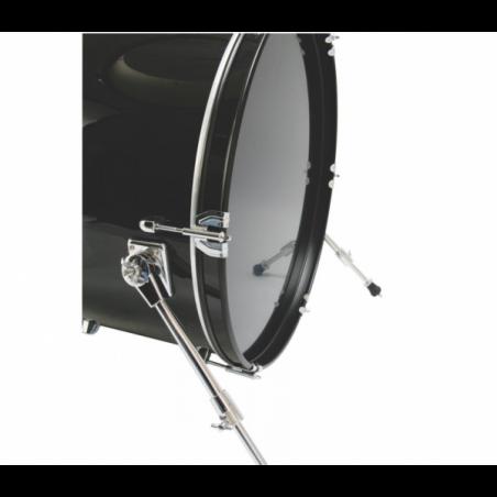 DrumFire DK7500-GB - Set tobe 5 piese cu cinele On-Stage Stands - 1
