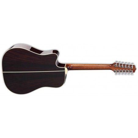 Takamine EF400SC-TT - Chitara electro-acustica 12 corzi cu case Takamine - 1