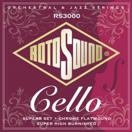 Rotosound Cello Superb...