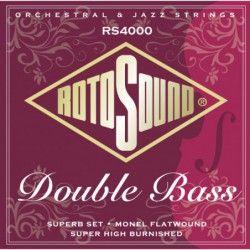 Rotosound Double Bass Superb RS4000 - Set corzi contrabas Rotosound - 1