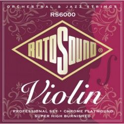 Rotosound Violin Pro RS6000...