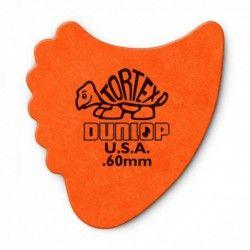 Dunlop 414R.60 Tortex Fin-...