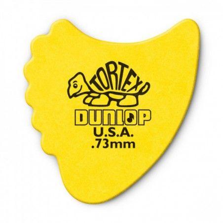 Dunlop 418R.73 Tortex Fin-...