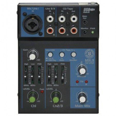 Topp Pro MXI3 - Mixer USB Neamplificat Topp Pro - 1