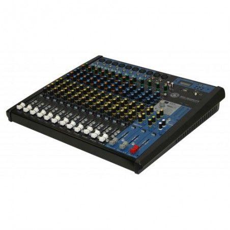 Topp Pro MXI1622CFX - Mixer Neamplificat cu Efecte Topp Pro - 1